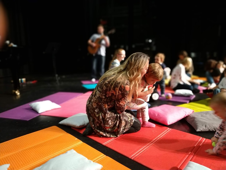 Przystanek Muzyka-Centrum Artystyczne dla dzieci